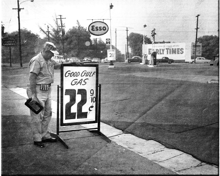 Go Back > Gallery For > Gallon Of Gas 1950 10 Gallon Paludarium