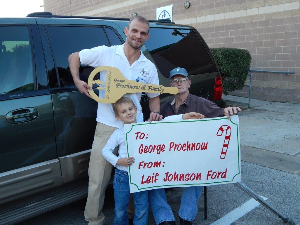 responsible parenting award ceremony leif johnson auto group. Black Bedroom Furniture Sets. Home Design Ideas