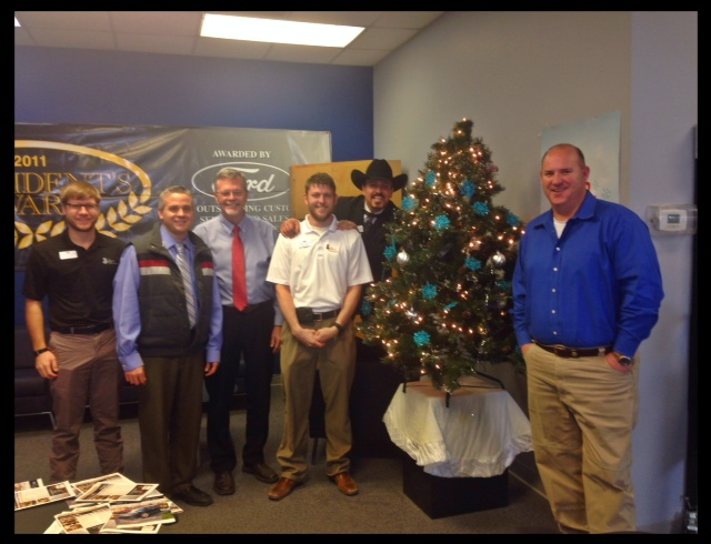 Truck City Ford Buda Texas >> December in Pictures at Leif Johnson | Leif Johnson Auto Group