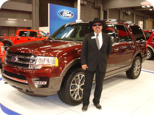 Ford 2015s At The Austin Auto Show Leif Johnson Auto Group