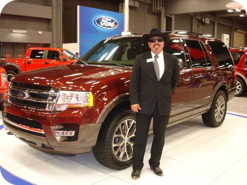 Eddie Haddad Auto Show 2014