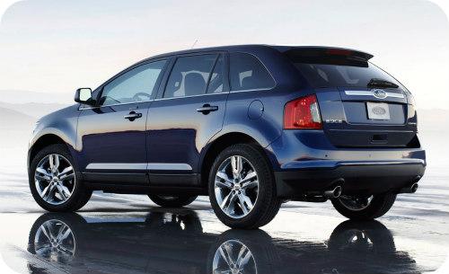 "Leif Johnson Ford Austin Tx >> ""Too Good to Be Blue"" Ford Edge | Leif Johnson Auto Group"
